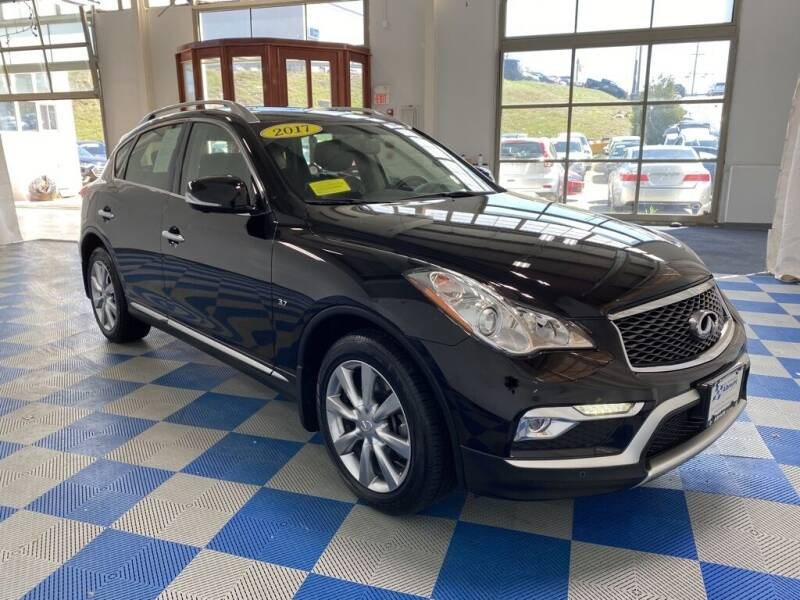 2017 Infiniti QX50 for sale in Woburn, MA