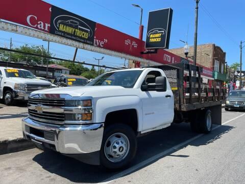 2015 Chevrolet Silverado 3500HD for sale at Manny Trucks in Chicago IL