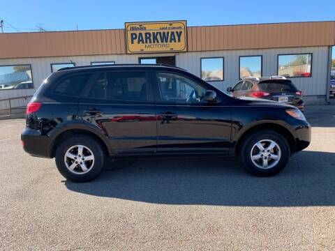 2008 Hyundai Santa Fe for sale at Parkway Motors in Springfield IL