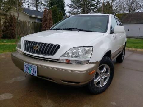 2002 Lexus RX 300 for sale at A1 Group Inc in Portland OR