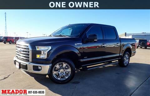 2016 Ford F-150 for sale at Meador Dodge Chrysler Jeep RAM in Fort Worth TX
