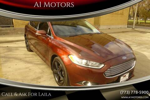 2016 Ford Fusion for sale at A1 Motors Inc in Chicago IL