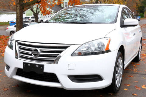 2015 Nissan Sentra for sale at Prime Auto Sales LLC in Virginia Beach VA