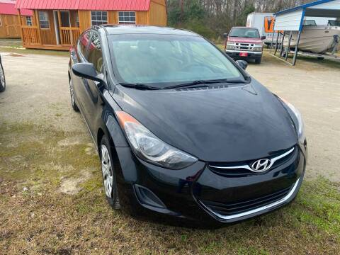 2012 Hyundai Elantra for sale at Southtown Auto Sales in Whiteville NC
