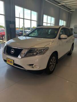 2014 Nissan Pathfinder for sale at Tom Peacock Nissan (i45used.com) in Houston TX