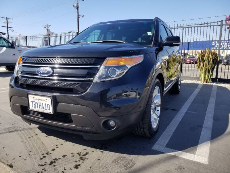 2014 Ford Explorer for sale at Best Quality Auto Sales in Sun Valley CA