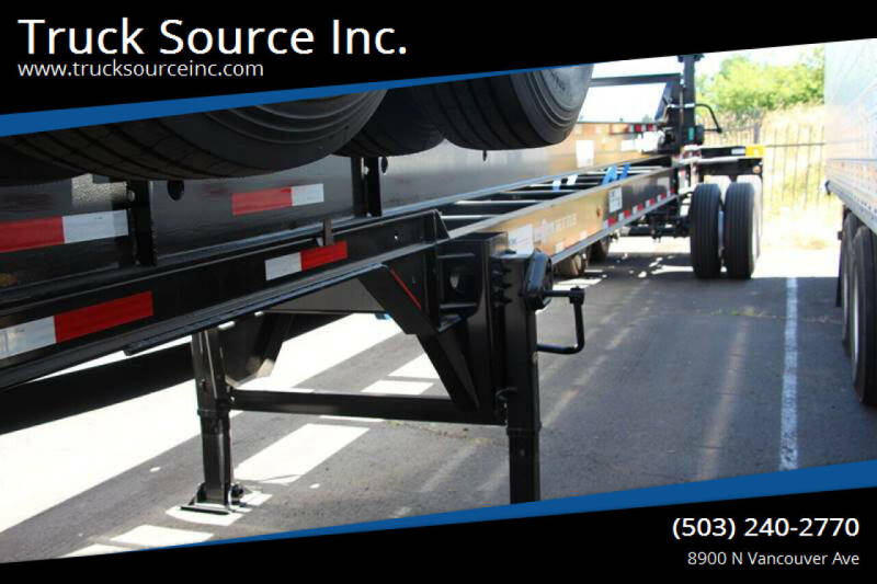 2021 CIMC 40 GN TANDEM for sale at Truck Source Inc. in Portland OR