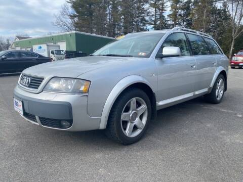 2005 Audi Allroad for sale at KRG Motorsport in Goffstown NH