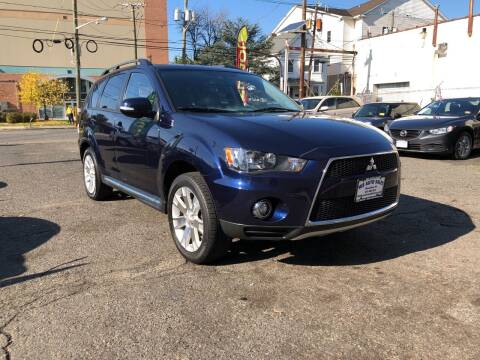 2012 Mitsubishi Outlander for sale at 103 Auto Sales in Bloomfield NJ