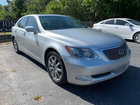 2009 Lexus LS 460 for sale at Perfection Motors in Orlando FL