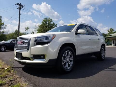 2015 GMC Acadia for sale at Ridgeway's Auto Sales in West Frankfort IL