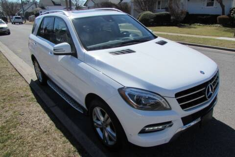 2014 Mercedes-Benz M-Class for sale at First Choice Automobile in Uniondale NY