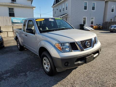 2006 Nissan Frontier for sale at Fortier's Auto Sales & Svc in Fall River MA