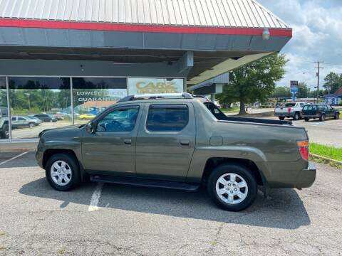 2006 Honda Ridgeline for sale at Carz Unlimited in Richmond VA