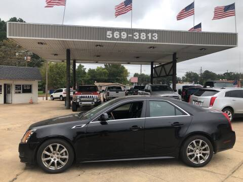 2011 Cadillac CTS for sale at BOB SMITH AUTO SALES in Mineola TX