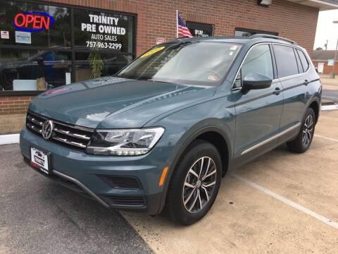2020 Volkswagen Tiguan for sale at Bankruptcy Car Financing in Norfolk VA