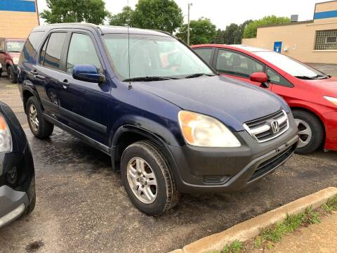 2002 Honda CR-V for sale at BEAR CREEK AUTO SALES in Rochester MN