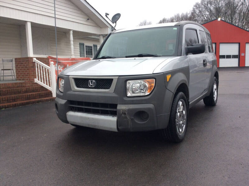 2004 Honda Element for sale at Ace Auto Sales - $1200 DOWN PAYMENTS in Fyffe AL