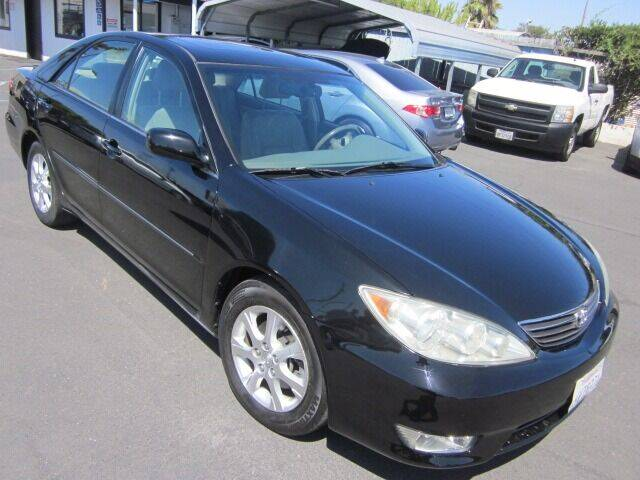 2006 Toyota Camry for sale at Public Wholesale in Sacramento CA