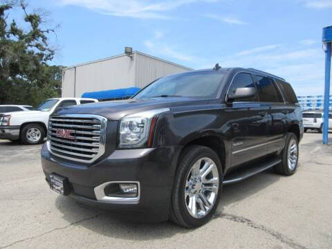 2017 GMC Yukon for sale at Quality Investments in Tyler TX