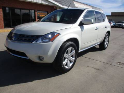2007 Nissan Murano for sale at Eden's Auto Sales in Valley Center KS