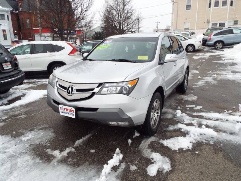 2007 Acura MDX for sale at FRIAS AUTO SALES LLC in Lawrence MA