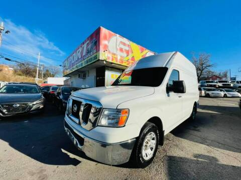 2013 Nissan NV Cargo for sale at EXPORT AUTO SALES, INC. in Nashville TN