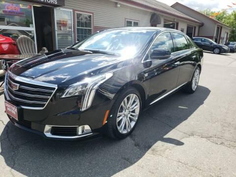 2019 Cadillac XTS for sale at Shattuck Motors in Newport VT