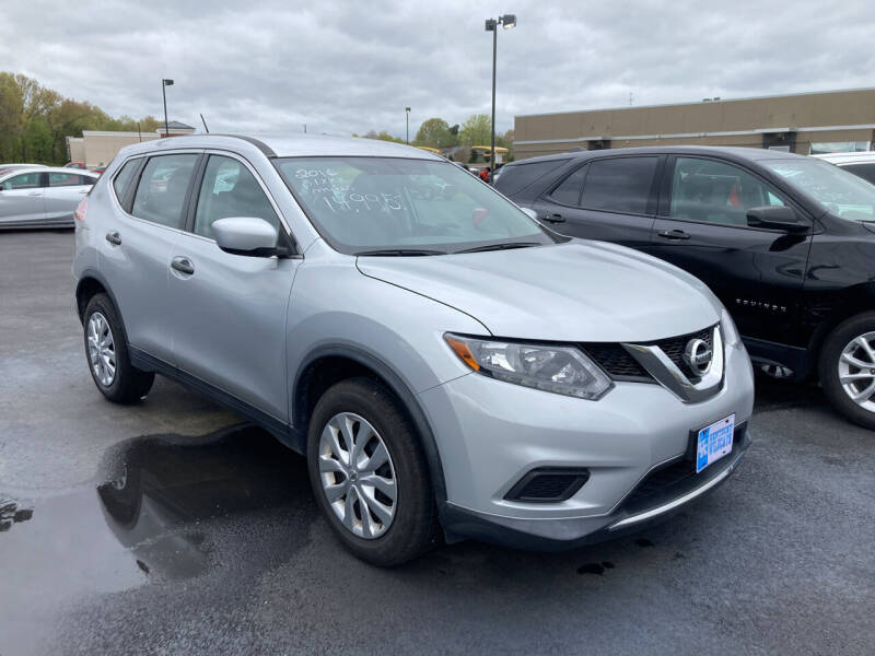 2016 Nissan Rogue for sale at McCully's Automotive - Trucks & SUV's in Benton KY