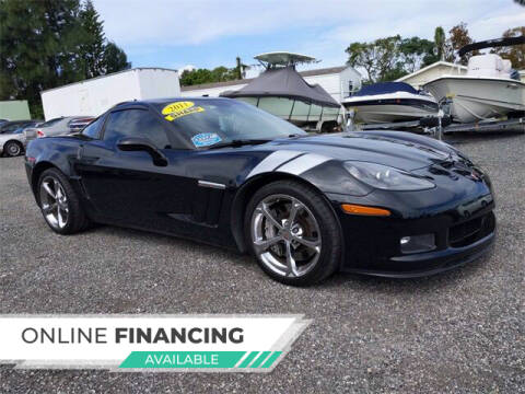 2011 Chevrolet Corvette for sale at Car Spot Of Central Florida in Melbourne FL