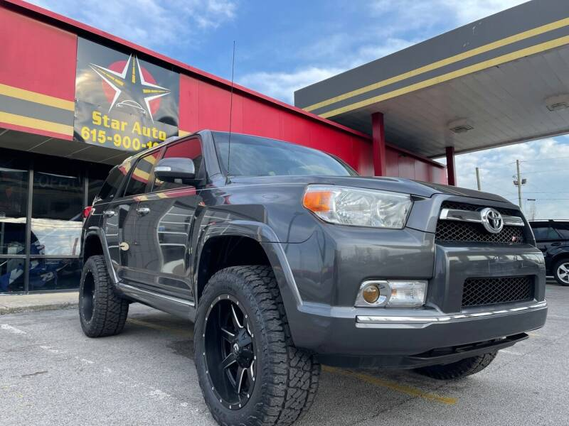 2013 Toyota 4Runner for sale at Star Auto Inc. in Murfreesboro TN