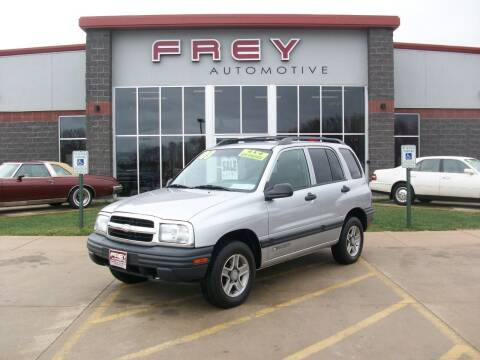 2003 Chevrolet Tracker for sale at Frey Automotive in Muskego WI