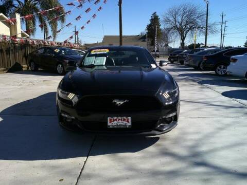 2017 Ford Mustang for sale at Empire Auto Sales in Modesto CA