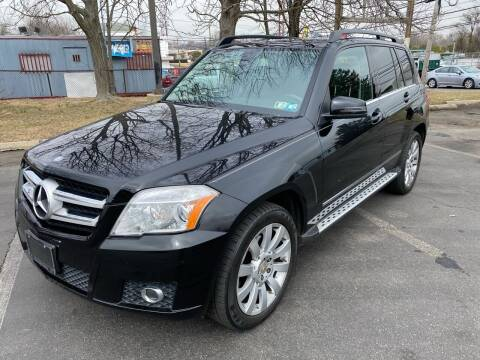 2012 Mercedes-Benz GLK for sale at Car Plus Auto Sales in Glenolden PA
