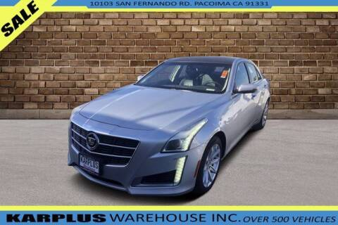 2014 Cadillac CTS for sale at Karplus Warehouse in Pacoima CA