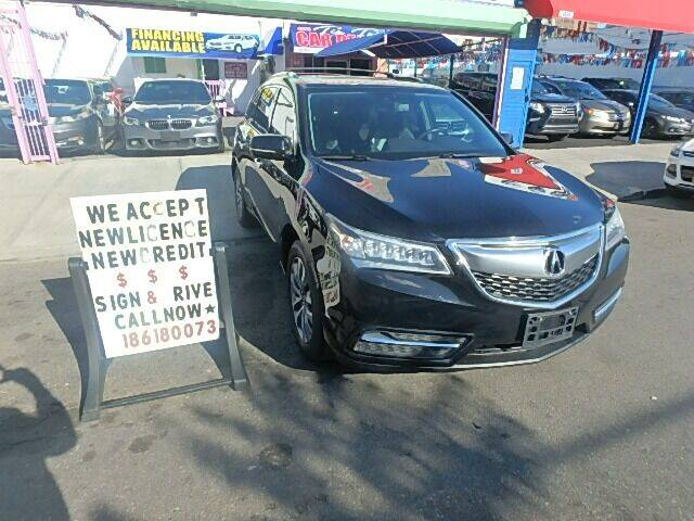 2014 Acura MDX for sale at 4530 Tip Top Car Dealer Inc in Bronx NY