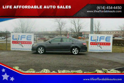 2011 Toyota Camry for sale at LIFE AFFORDABLE AUTO SALES in Columbus OH