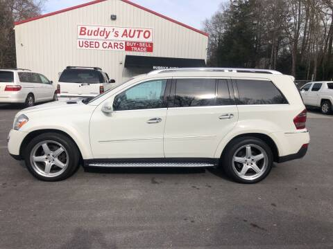 2008 Mercedes-Benz GL-Class for sale at Buddy's Auto Inc in Pendleton SC