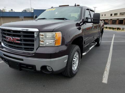 2009 GMC Sierra 2500HD for sale at All American Autos in Kingsport TN