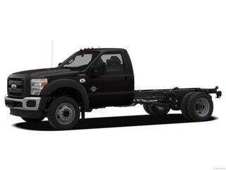 2012 Ford F-550 Super Duty for sale at Moser Motors Of Portland in Portland IN