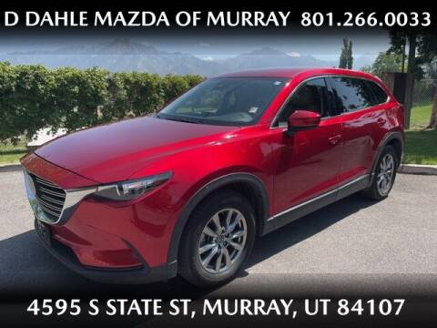 2019 Mazda CX-9 for sale at D DAHLE MAZDA OF MURRAY in Salt Lake City UT