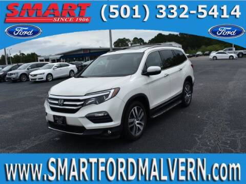 2017 Honda Pilot for sale at Smart Auto Sales of Benton in Benton AR