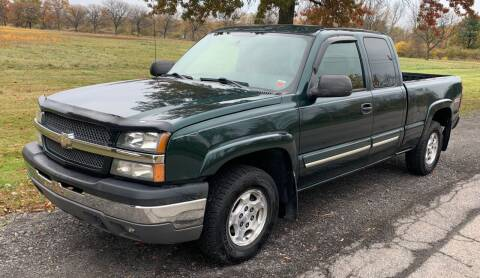 2004 Chevrolet Silverado 1500 for sale at Select Auto Brokers in Webster NY