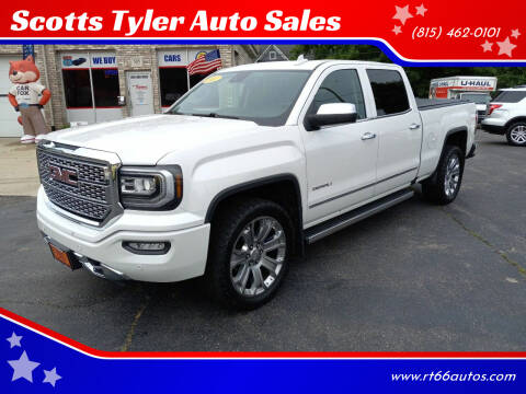 2017 GMC Sierra 1500 for sale at Scotts Tyler Auto Sales in Wilmington IL