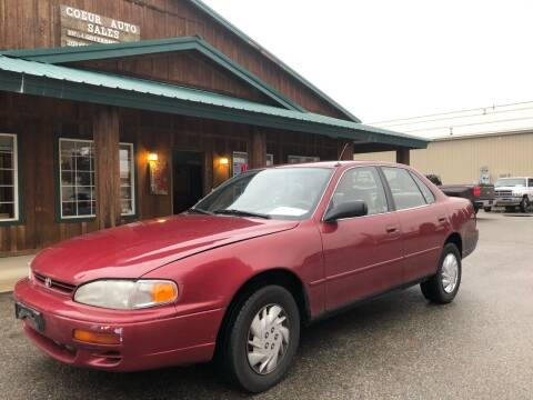 1995 Toyota Camry for sale at Coeur Auto Sales in Hayden ID