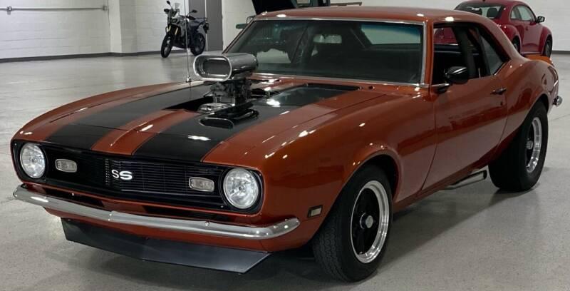 1968 Chevrolet Camaro for sale at Hamilton Automotive in North Huntingdon PA