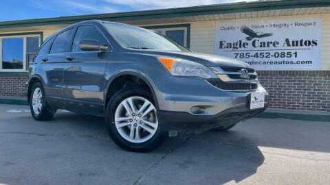 2010 Honda CR-V for sale at Eagle Care Autos in Mcpherson KS