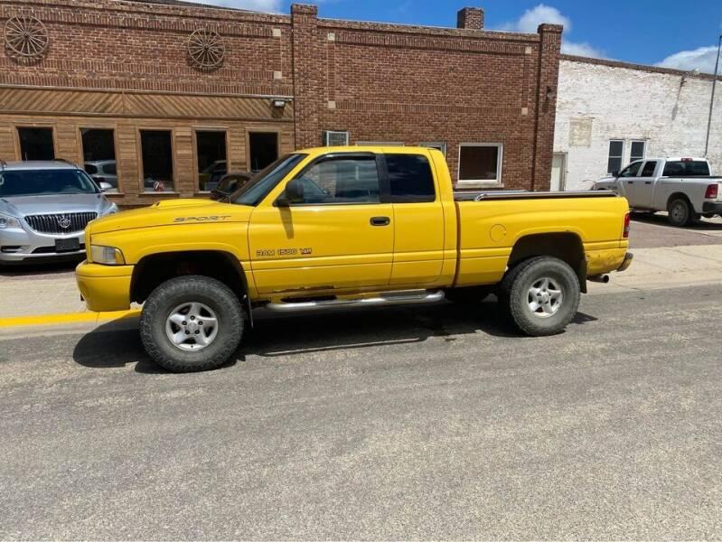 1999 Dodge Ram Pickup 1500 for sale at Car Corral in Tyler MN