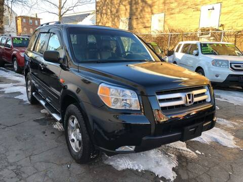 2007 Honda Pilot for sale at James Motor Cars in Hartford CT