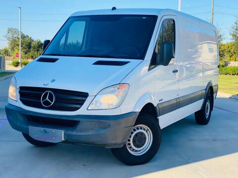 2013 Mercedes-Benz Sprinter Cargo for sale at AUTO DIRECT in Houston TX